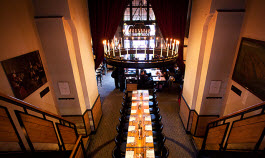 Restaurante-café In de Waag