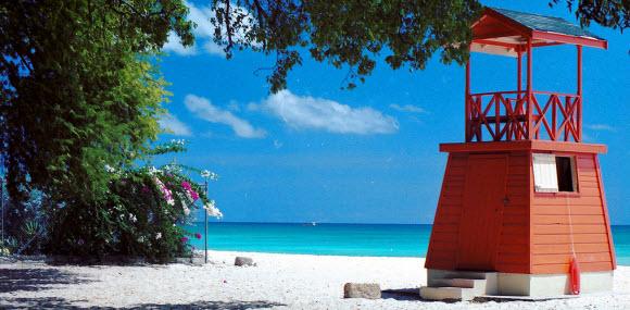 Barbados: Praia perto de Bridgetown