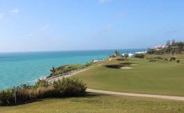 Golfe nas Bermudas