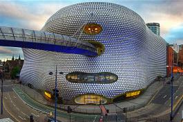 Edifício Selfridges em Birmingham