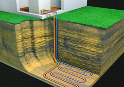 Estudos provam que Bomba de Calor Geotérmica Consome muito menos energia