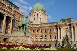 Palácio real de Budapeste
