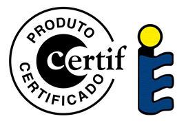 certificados dos painéis solares