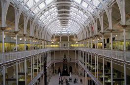 Museu Real da Escócia - Edimburgo