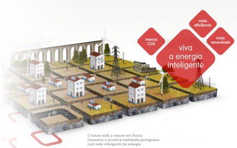 Rede eléctrica inteligente arranca em Évora