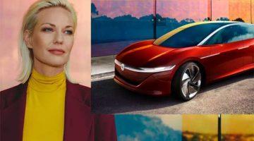 Mobilidade eléctrica da Volkswagen