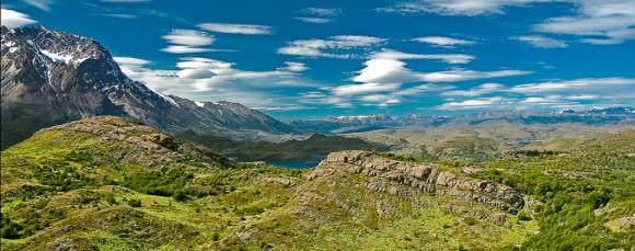 A Patagónia em terras do Chile e da Argentina