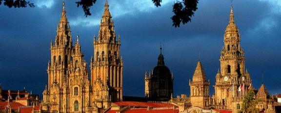 Viagem a Santiago de Compostela